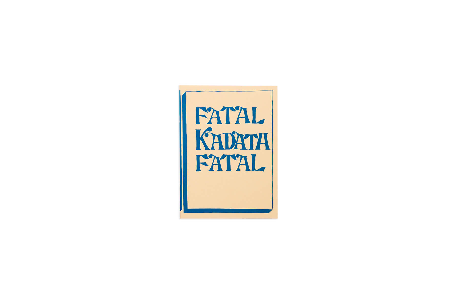 Product image of Fatal Kadath Fatal