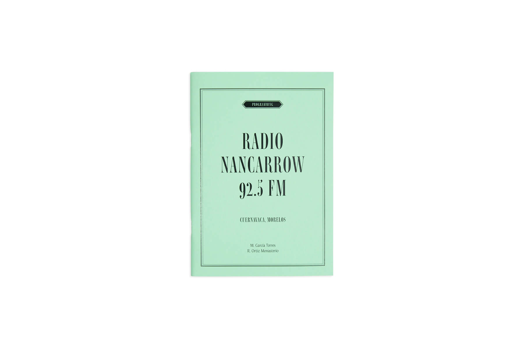 Product image of Radio Nancarrow 92.5 FM