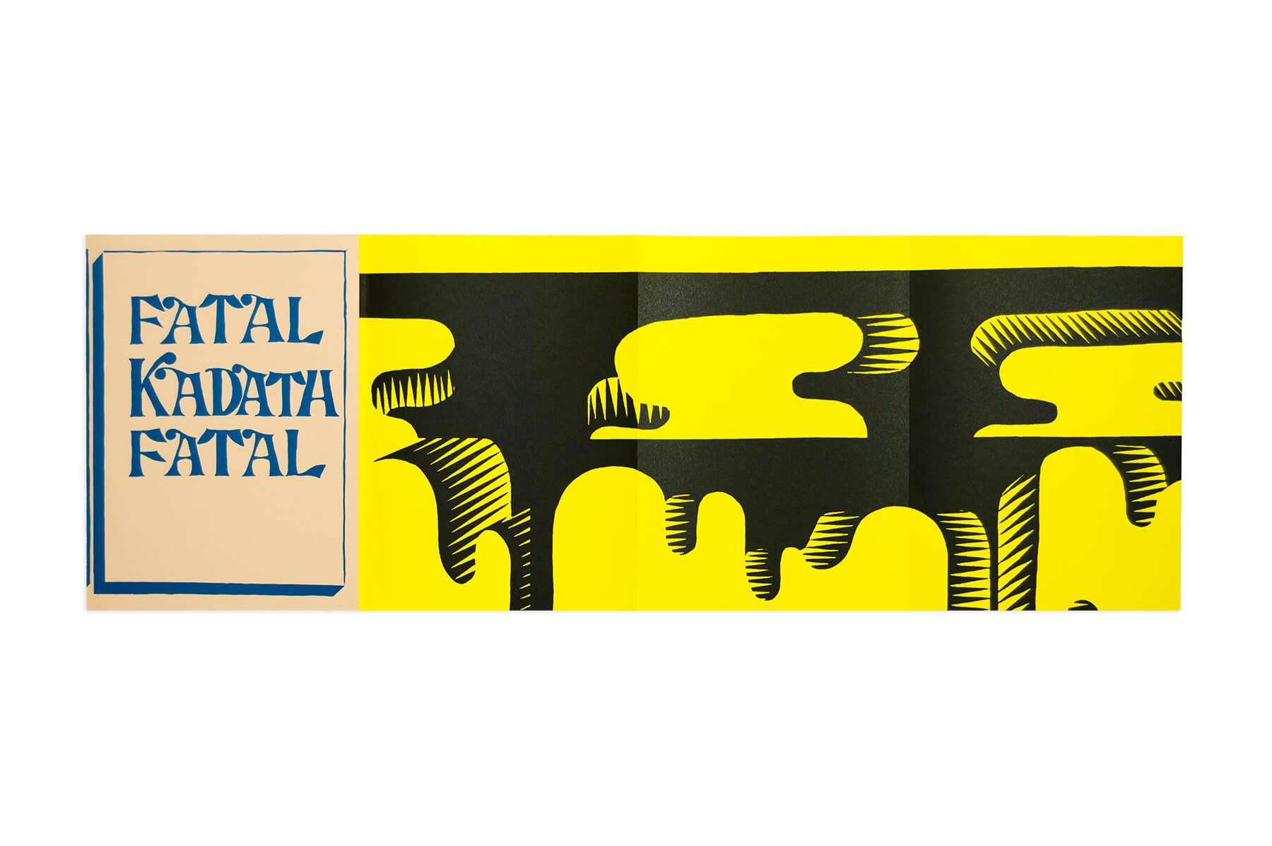 Product image of Fatal Kadath Fatal