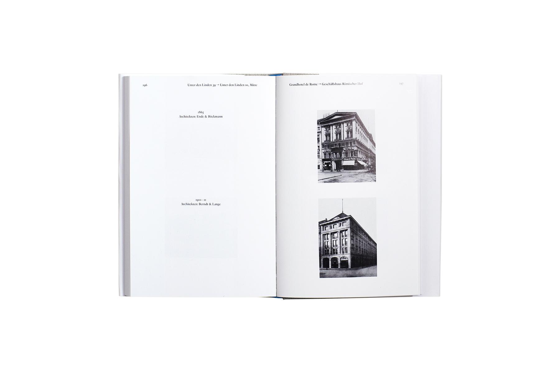 Product image of Zustände. Eine Topografie architektonischer Transformationen in Berlin