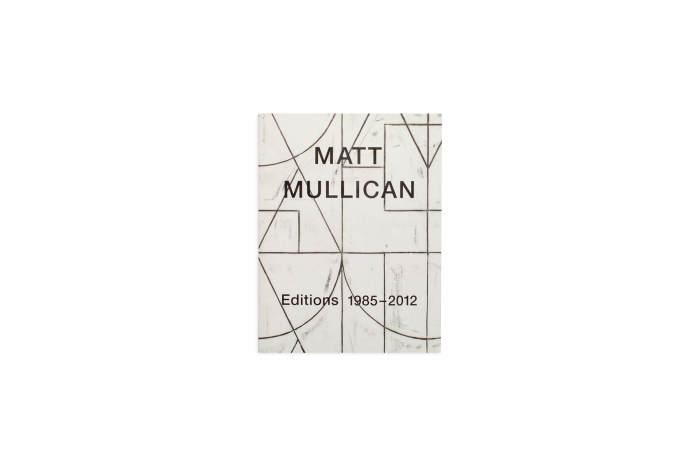 Matt Mullican: Editions 1985 - 2012