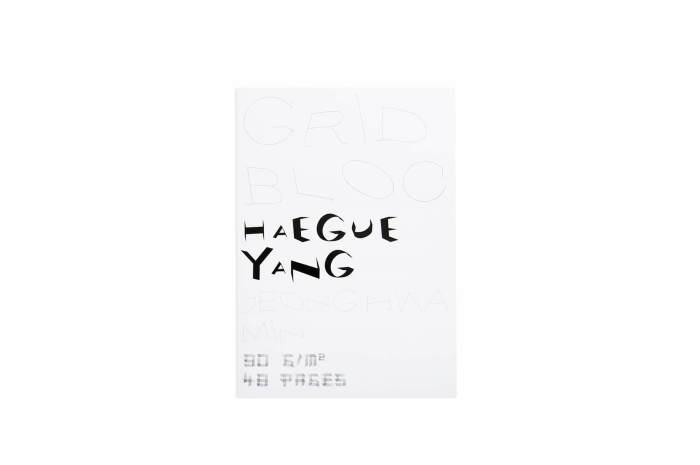 Haegue Yang: Grid Bloc