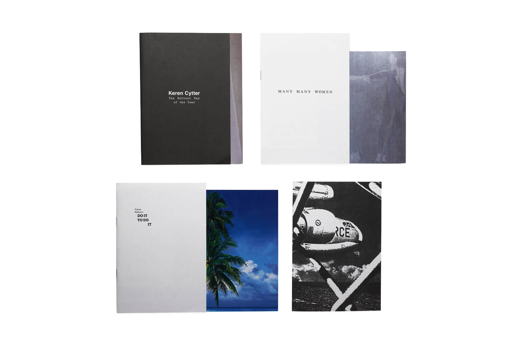 Product image of Kunstverein München Booklets
