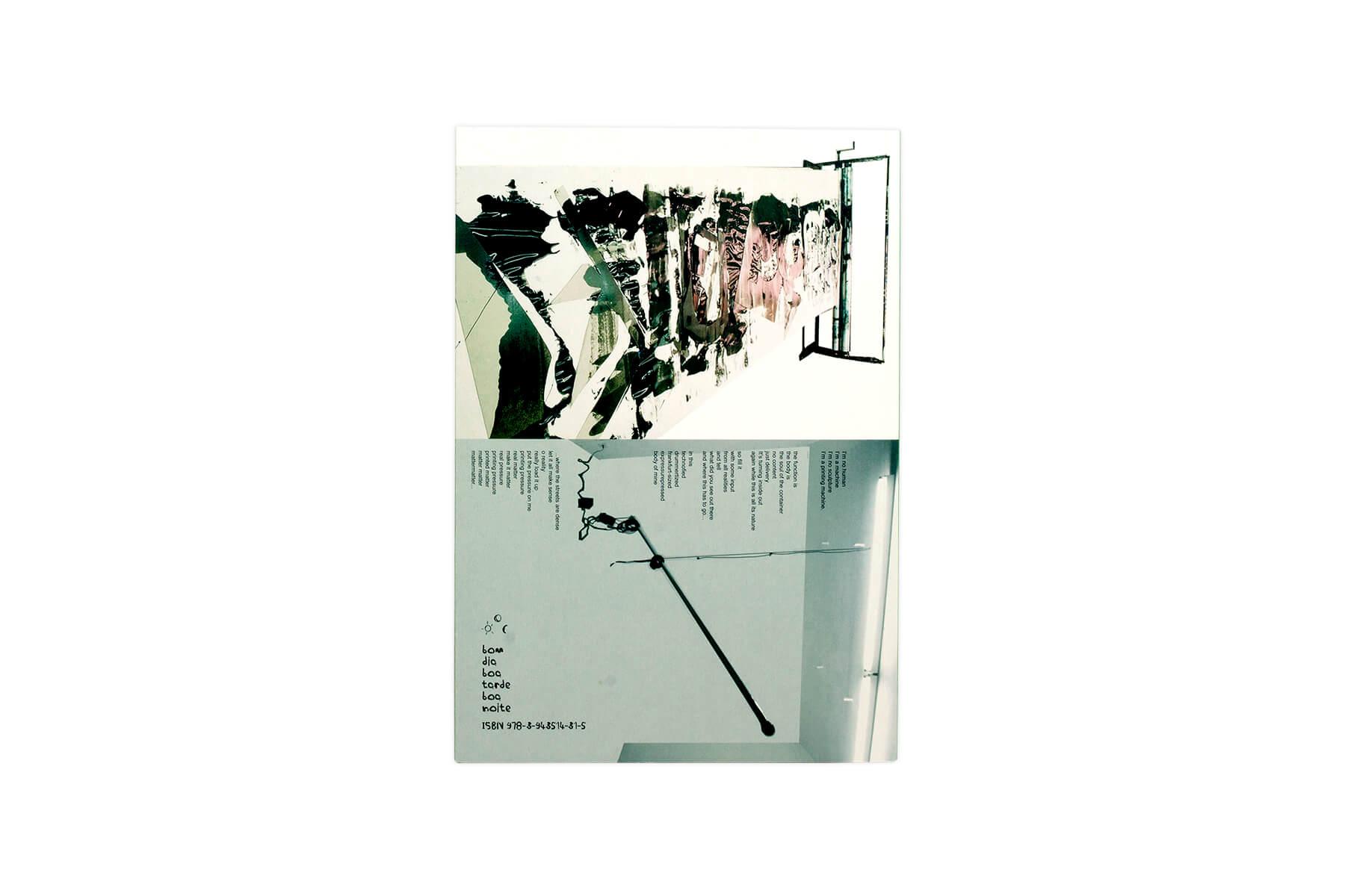 Product image of Nora Schultz: Portikus Printing Plant and Portikus Sound