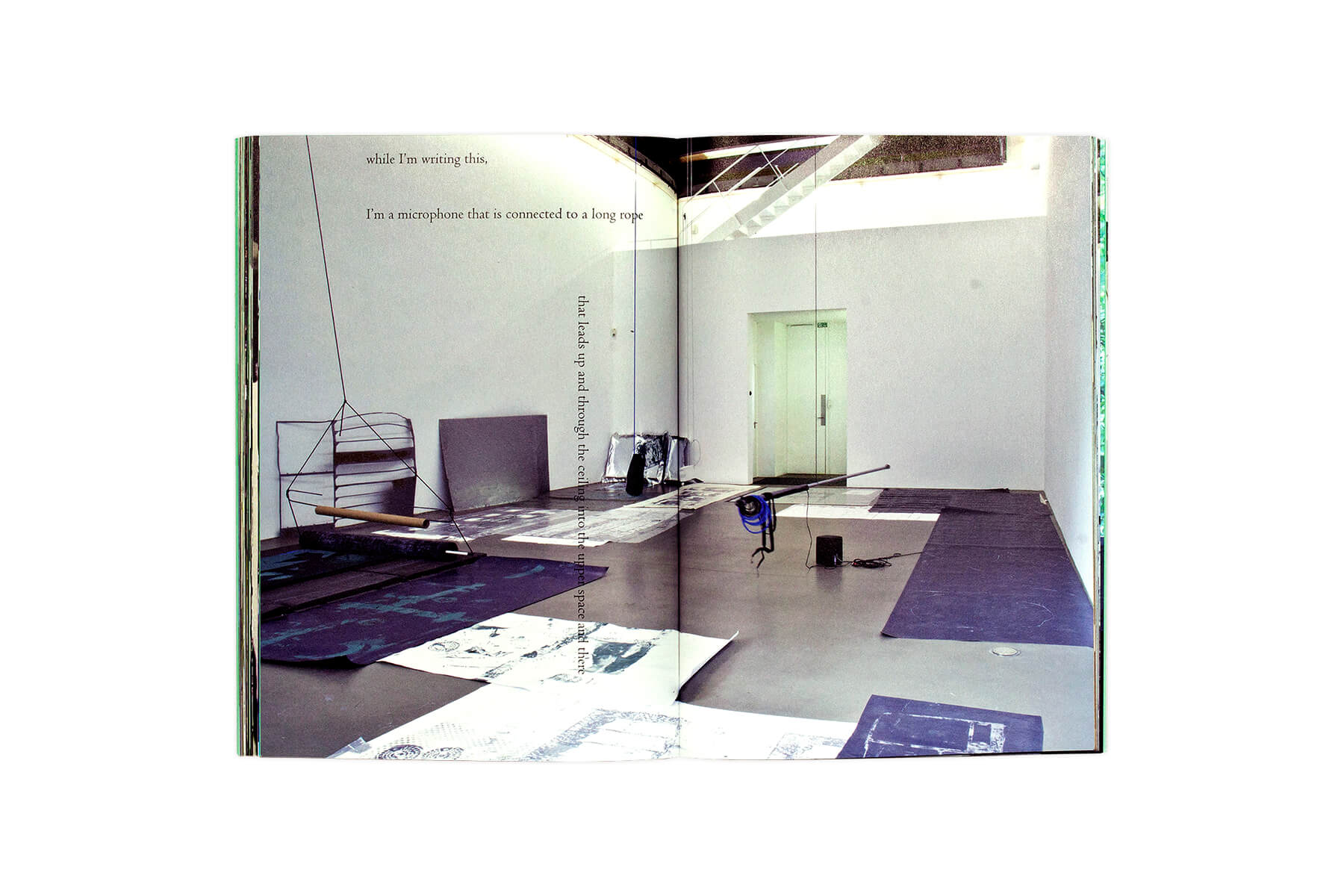 Product image of Nora Schultz: Portikus Printing Plant and Portikus Sound