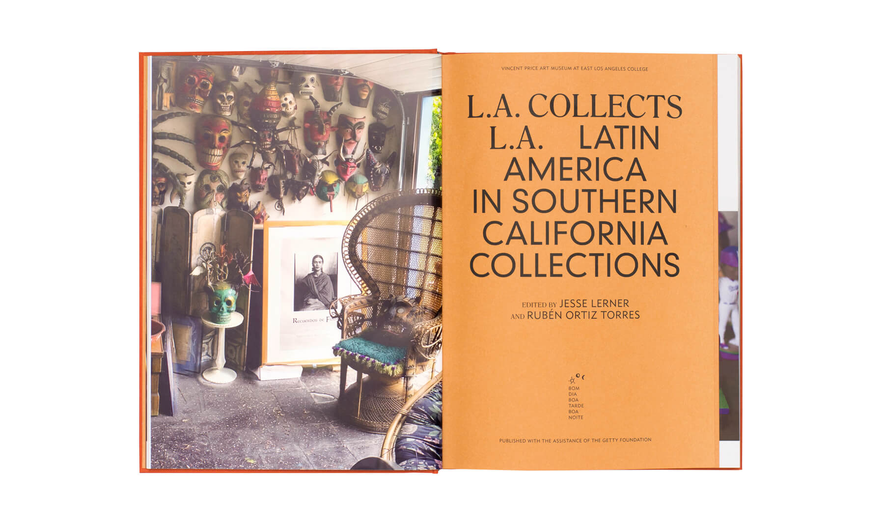 Product image of L.A. collects L.A. – Latin America in Southern California Collections