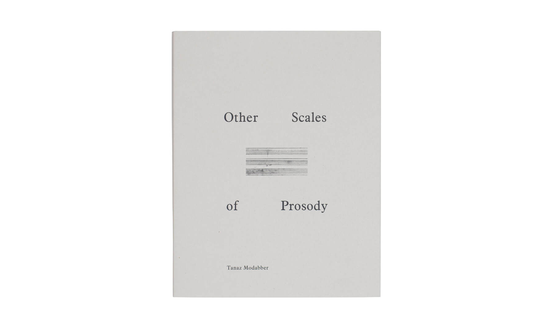 Product image of Other Scales of Prosody