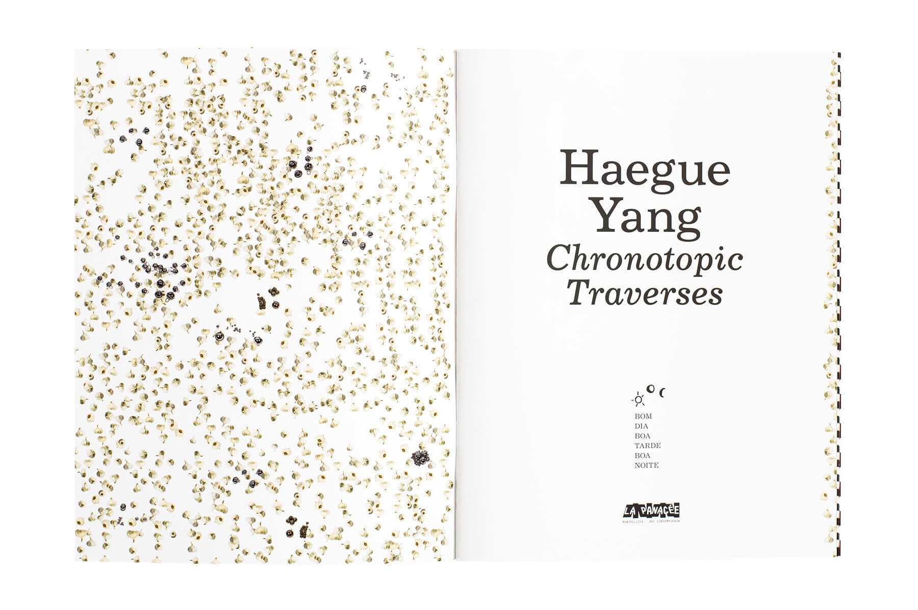 Product image of Haegue Yang: Chronotopic Traverses / Traversée Chronotopique