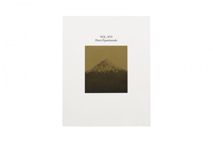 Haris-Epaminonda-vol-xvi-frontcover