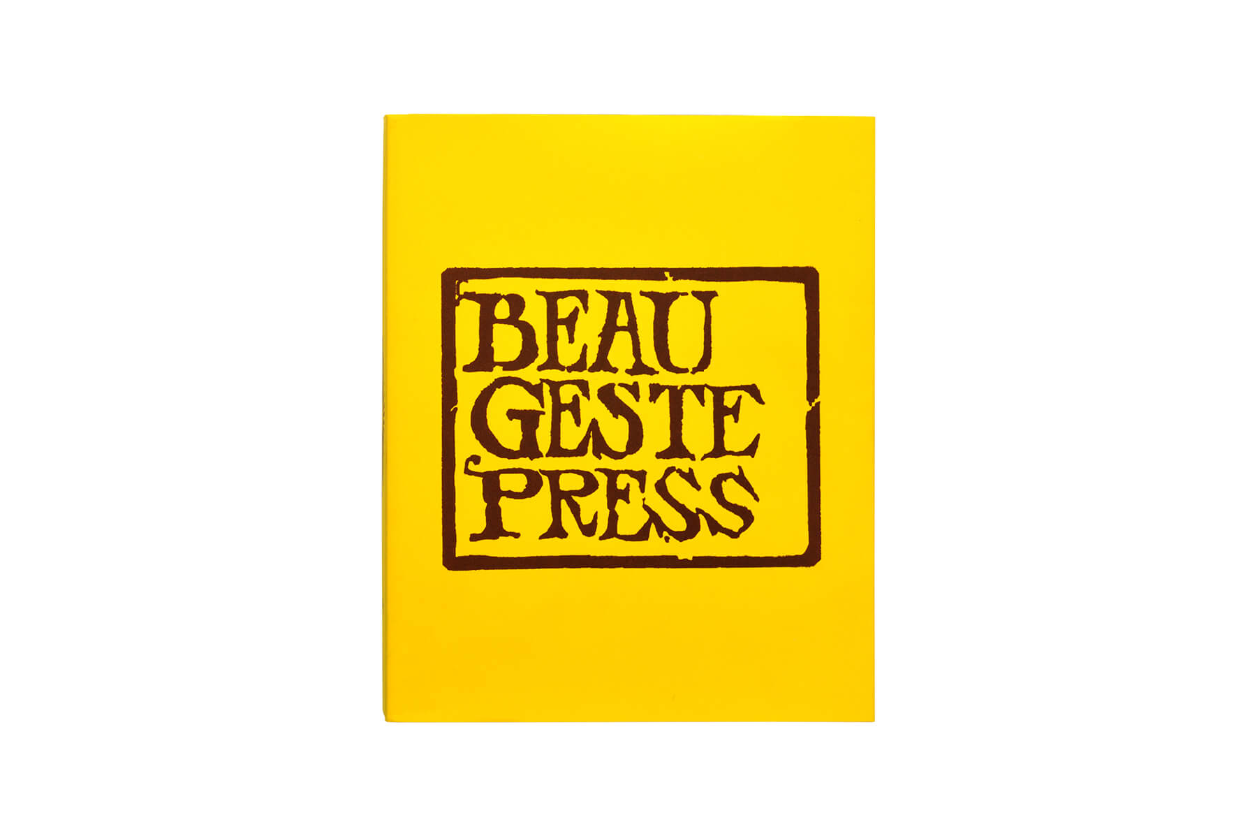 Product image of Beau Geste Press